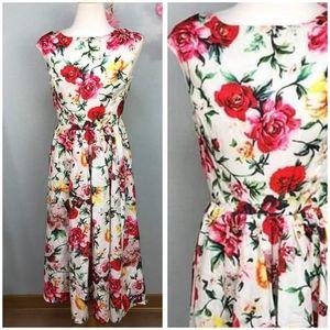Sale Midi Dress Floral